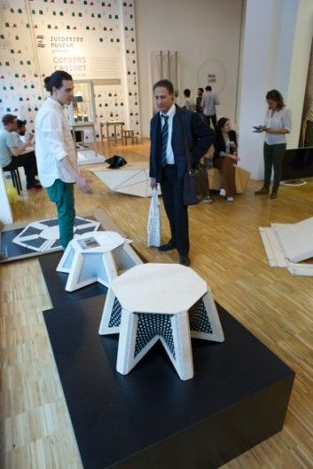 Durable Flatpack Tables