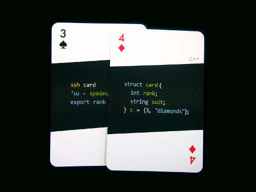 Programmer Approved Playing Cards