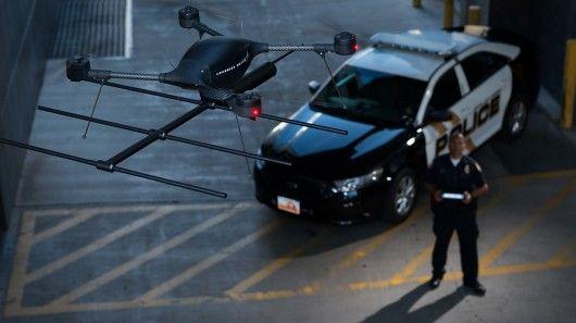 Mental Illness Rescue Drones