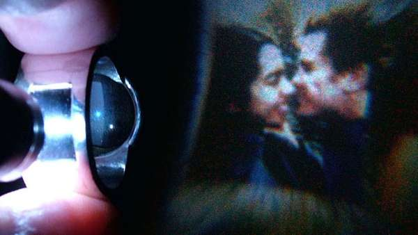 Projector Engagement Ring