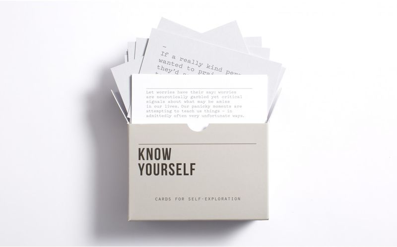 Self-Discovery Cards