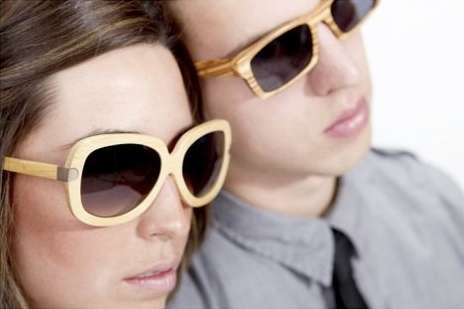 Sustainable Wood Sunglasses