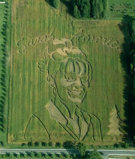 Crazy Corn Mazes