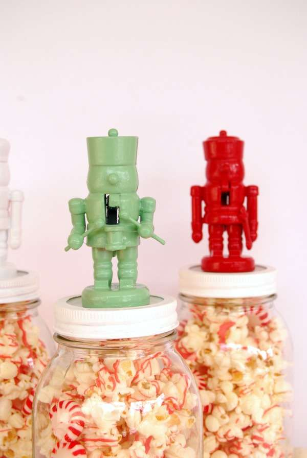 Proper Wheel DIY Nutcracker Jar Toppers