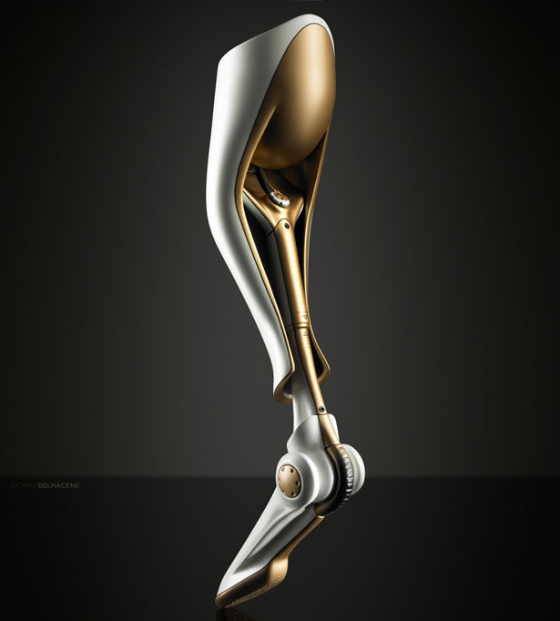 Athletic Prosthetic Legs