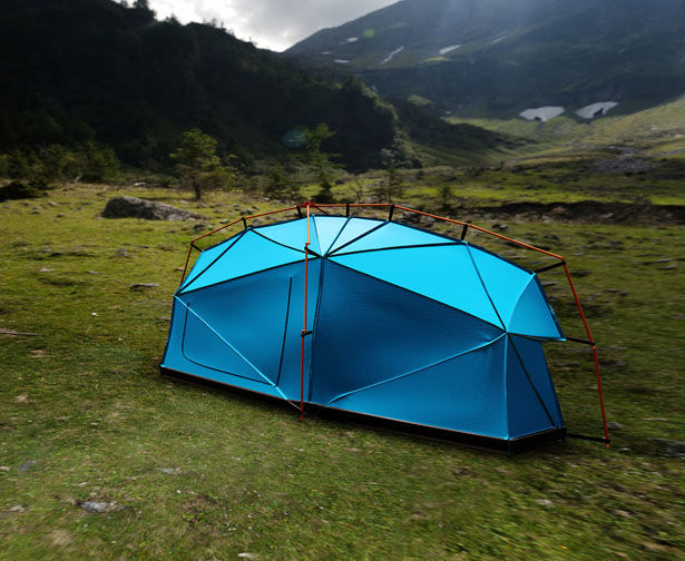 Lightning-Proof Tents