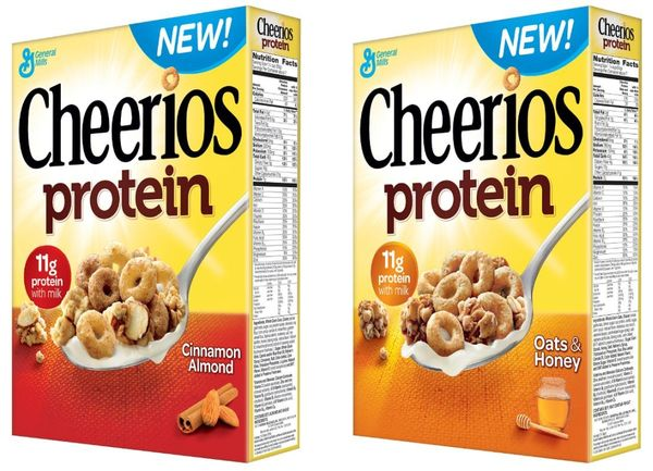 Nutrient-Focused Cereals