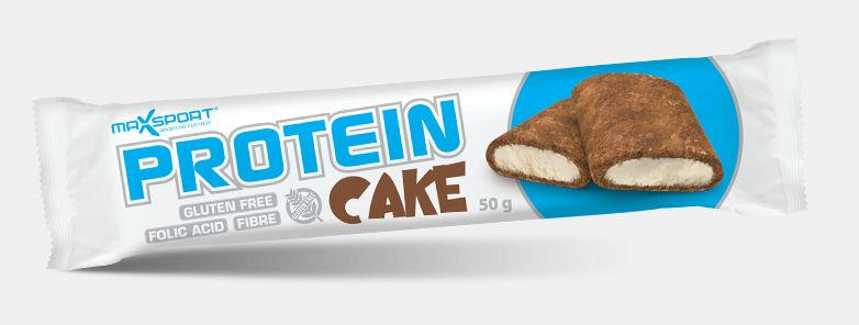 Protein Cake Bars