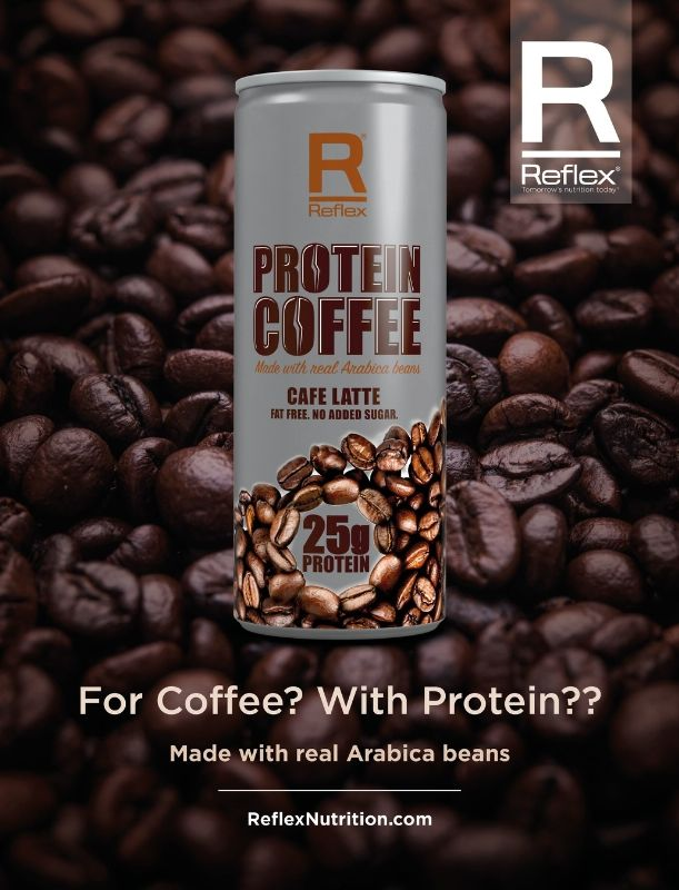 Caffeinated Protein Drinks
