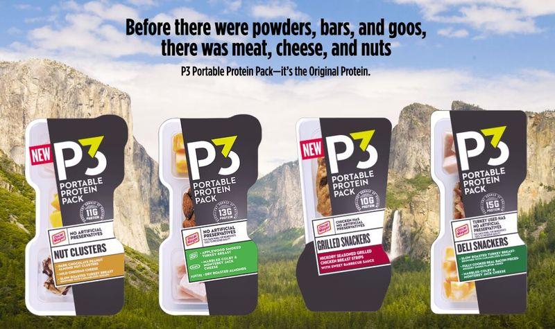 Pocket-Sized Protein Snacks