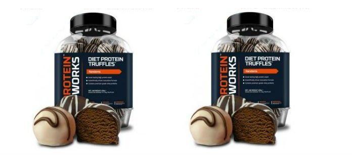 Decadent Protein Truffles