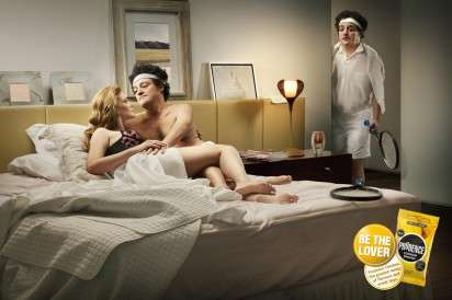 Prudence Condom campaign