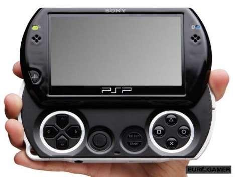 Compact Handheld Gaming