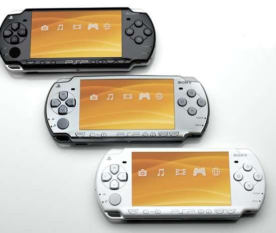 PSP Phone Hacks