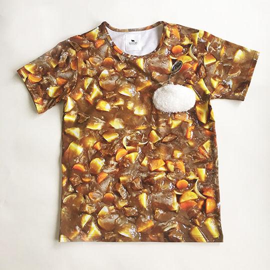 Bizarre Food-Themed Shirts
