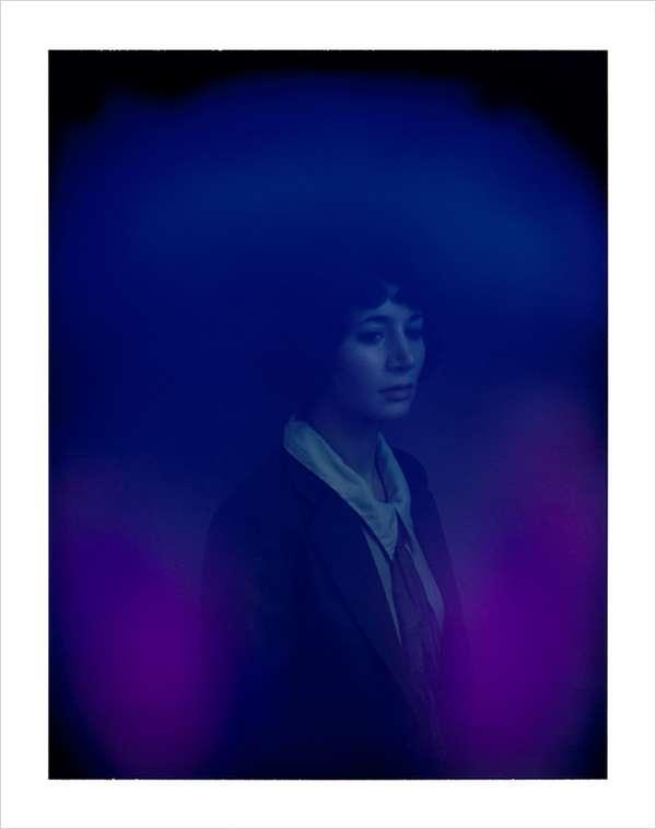 Mysterious Psychic Photography - Carlo Van De Roer's AuraCam Takes ...