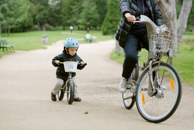 Bike Sharing for Kids