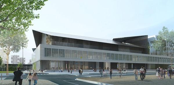 Modern Warehouse-Converted Facilities