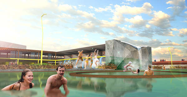 Pollution Purifying Plant Systems : public pool