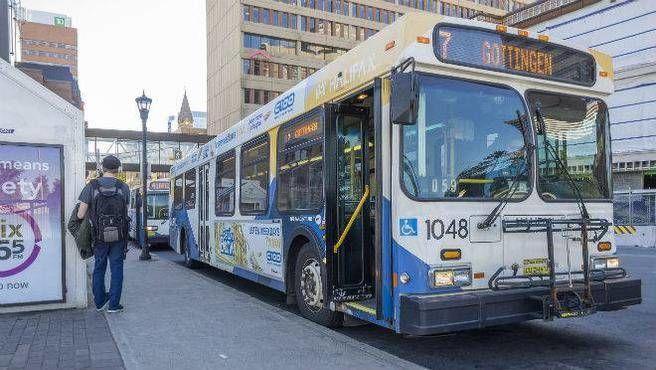 Public Bus Auditory Announcements