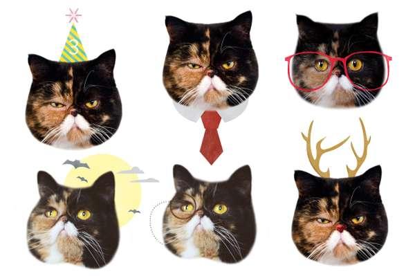 Festive Feline Agendas