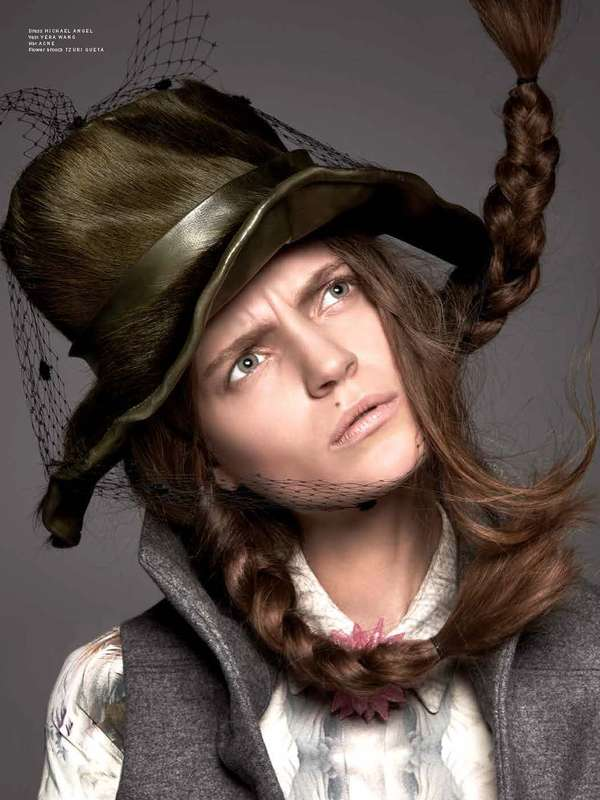 Mad Hatter Editorials