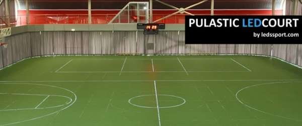 Pulsatic LED Court