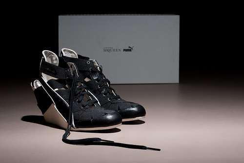 Designer Sports Heels