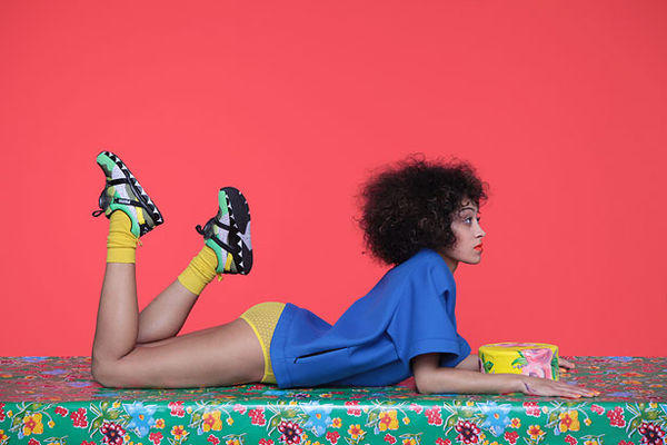 PUMA Girls of the Blaze Disc Collection