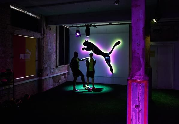 Interactive Football Cleat Launches