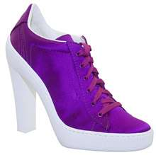 High-Heeled Sneakers