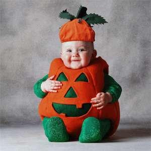 Pumpkin Baby Costumes