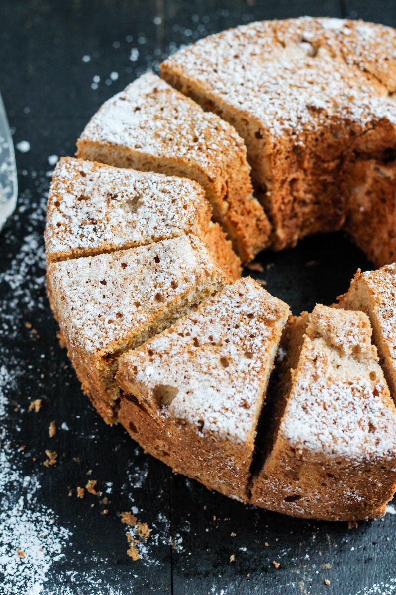 Gluten-Free Pumpkin Cakes