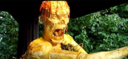 Undead Gourd Sculptures