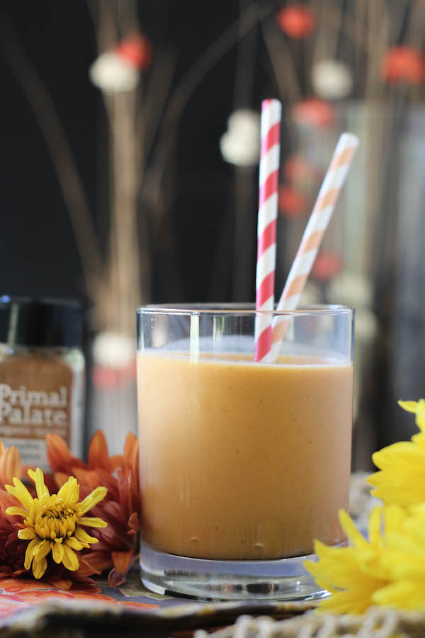 Protein Pumpkin Smoothies
