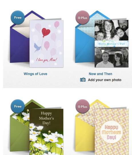 Gift-Included Greetings