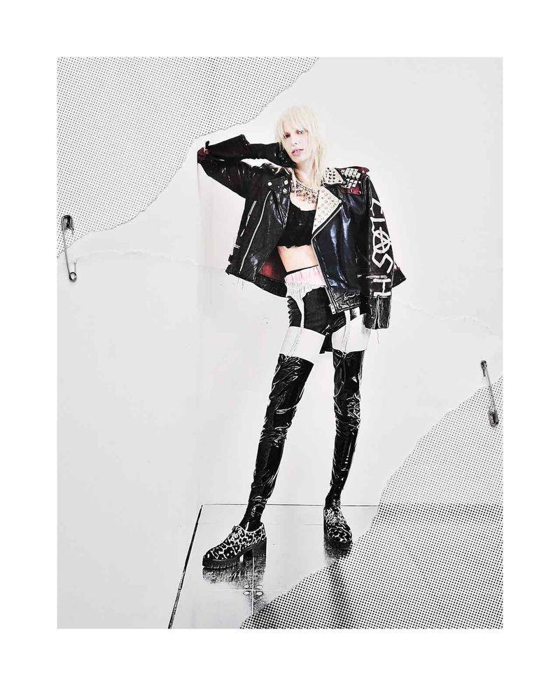 Couture Punk Fashion