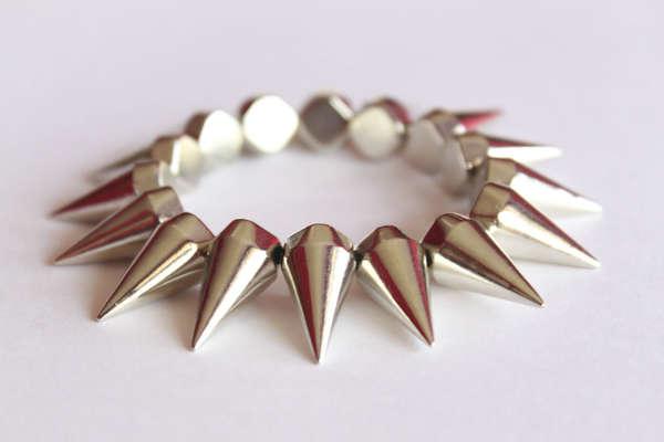 DIY Punk Rock Bracelets