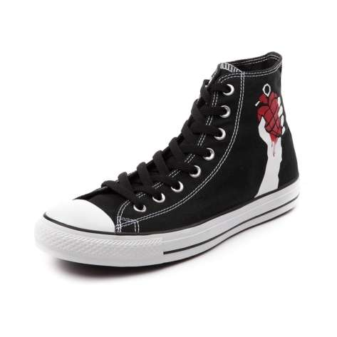 Punk Rock-Branded Shoes
