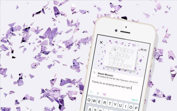 Confetti-Delivering Apps