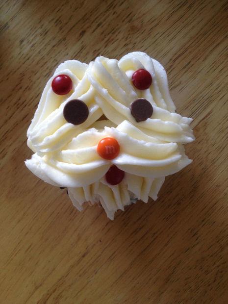Decorative Canine Cupcakes