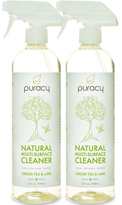 Streak-Free Multipurpose Cleaners