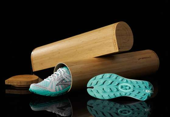 Tubular Shoe Merchandizing