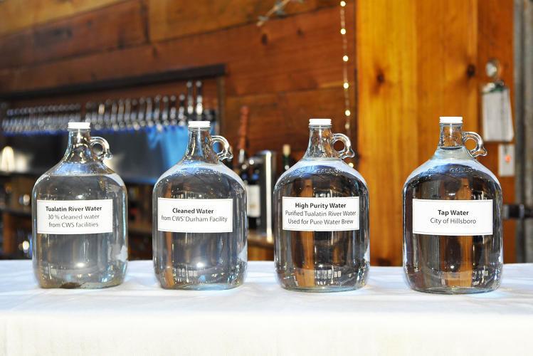 Wastewater-Brewed Beers
