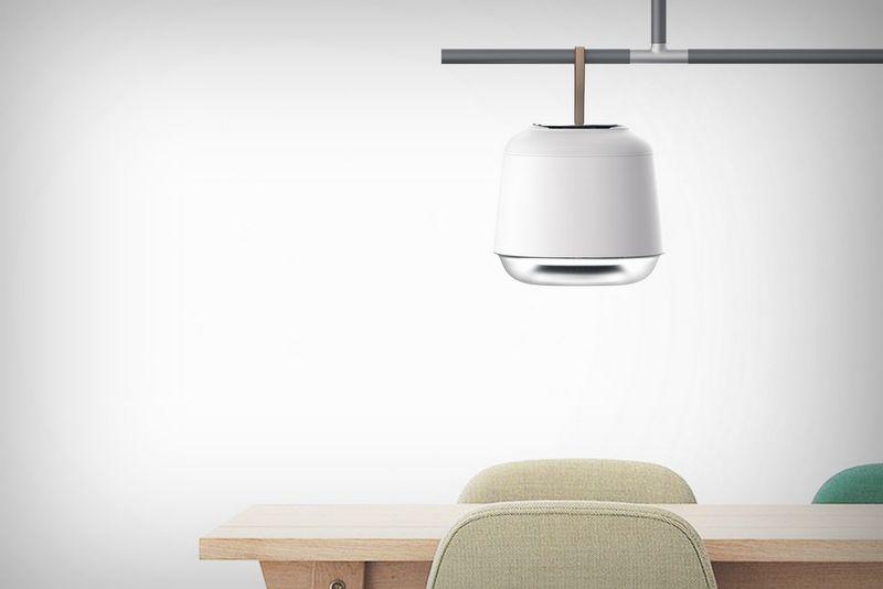 Hanging Illuminator Air Purifiers Purifier System
