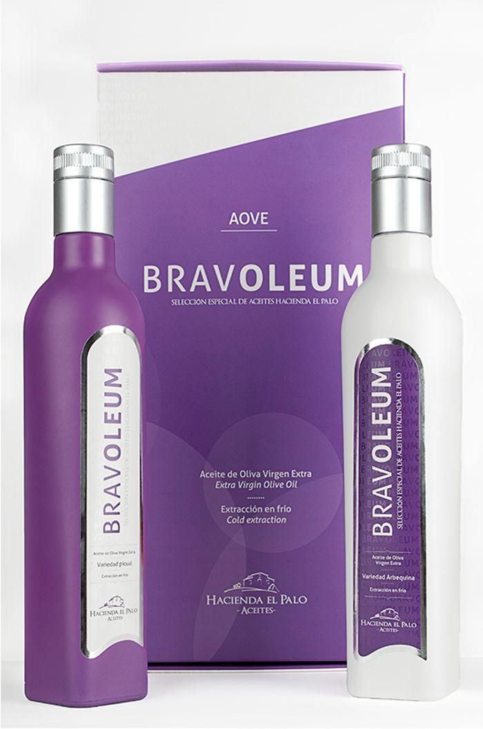 Violet Oil Branding