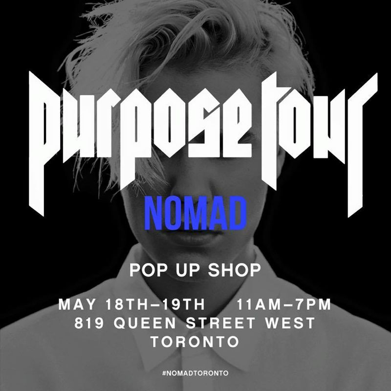Album Tour Pop-Ups