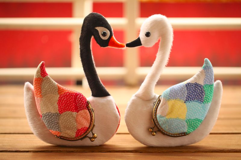 Patchwork Animal Purses