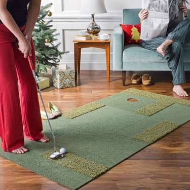Chic Putting Green Rugs