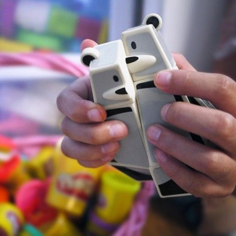 Teddy Puzzle Toys